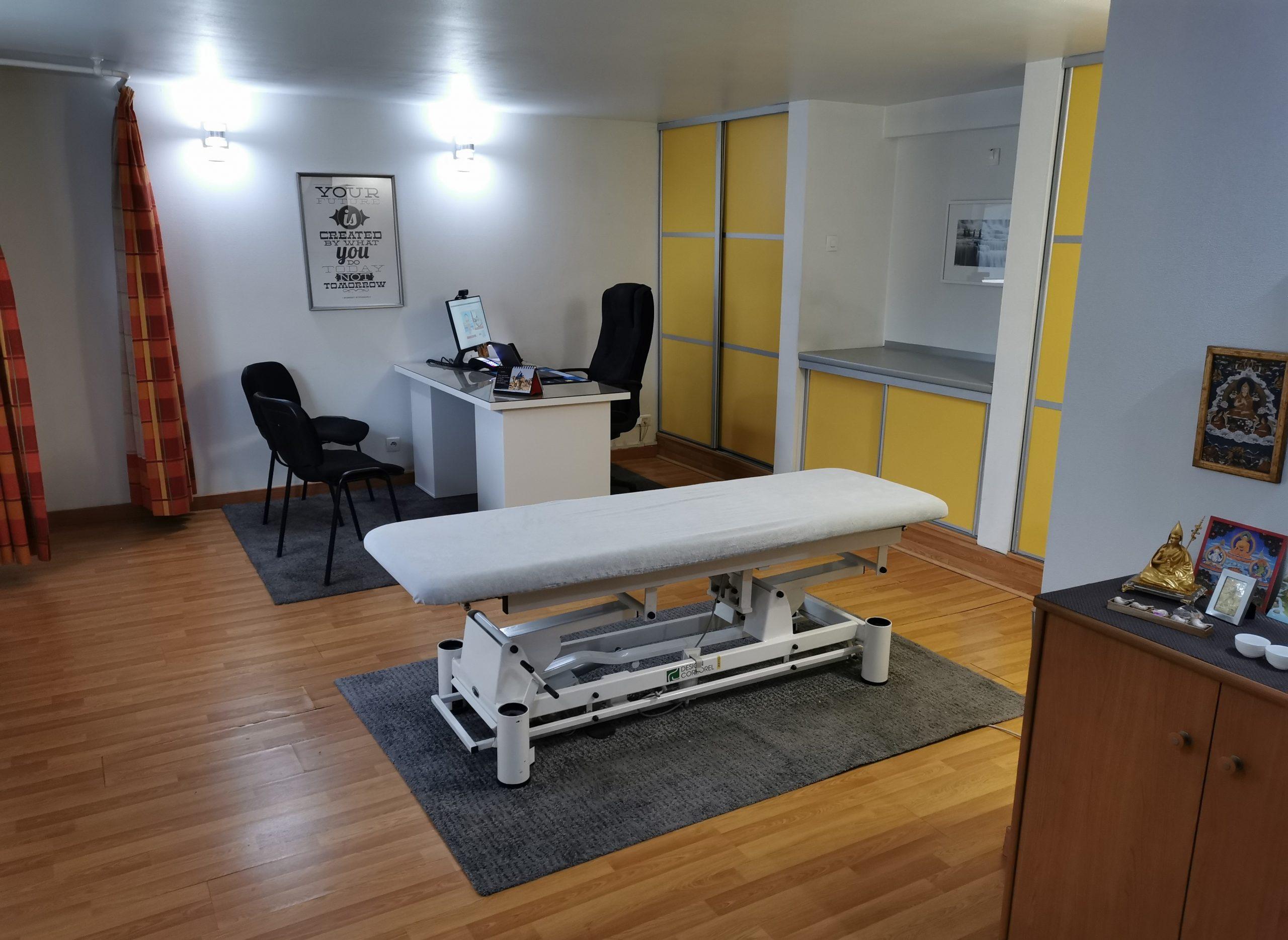 Le cabinet d'ostéopathie site définitif